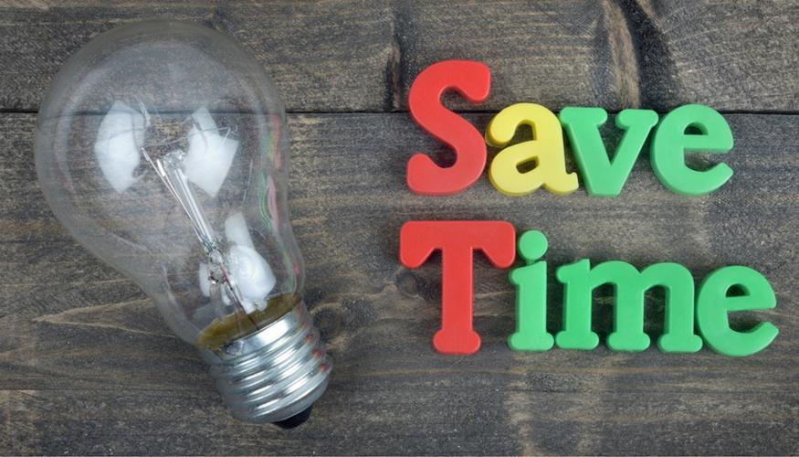 iMediaMatters blog save time